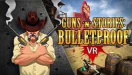 GunsnStories: Bulletproof VR Box Art