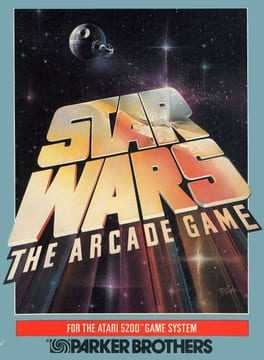 Star Wars: The Arcade Game Box Art