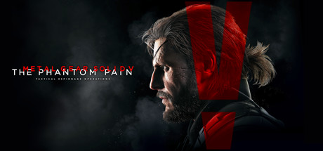 Metal Gear Solid V: The Phantom Pain Banner