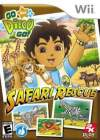 Go, Diego, Go! Safari Rescue Box Art
