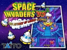 Space Invaders 95 Box Art