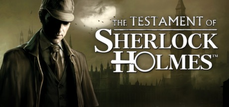 The Testament of Sherlock Holmes Banner