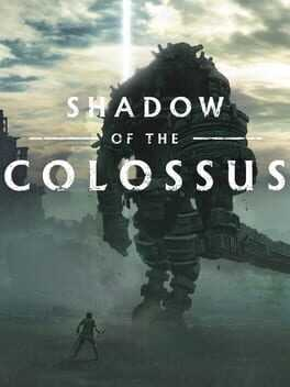 Shadow of the Colossus Box Art