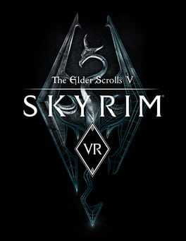 The Elder Scrolls V: Skyrim VR Box Art