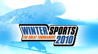 Winter Sports 2010: The Great Tournament Trophy List Banner