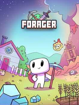 Forager Box Art