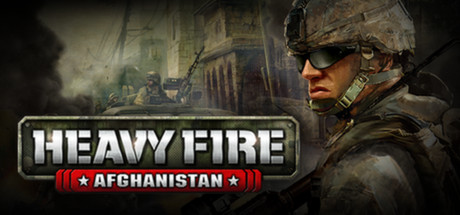 Heavy Fire: Afghanistan Banner