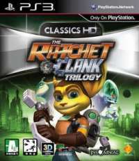duplicate The Ratchet & Clank Trilogy: Classics HD