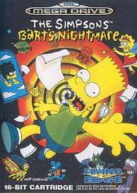 The Simpsons: Barts Nightmare