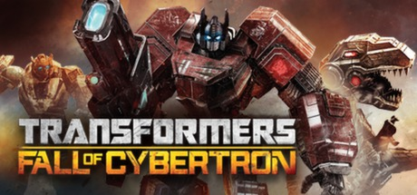 Transformers: Fall of Cybertron Banner