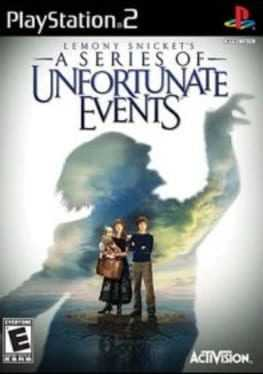 Lemony Snickets A Series of Unfortunate Events Box Art