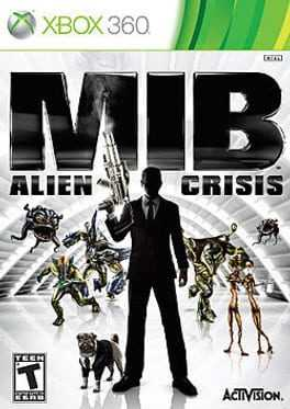 MIB: Alien Crisis Box Art