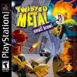Twisted Metal: Small Brawl Box Art