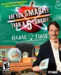 Are You Smarter Than a 5th Grader Game Time