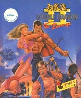 Double Dragon 2: The Revenge Box Art