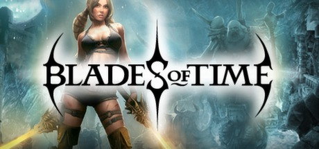 Blades of Time Banner