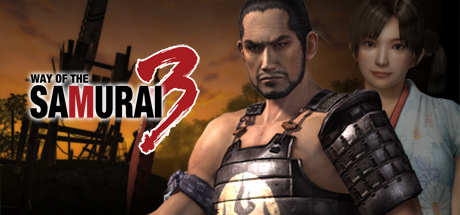 Way of the Samurai 3 Banner