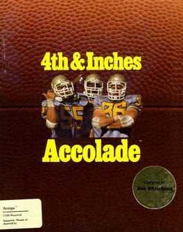 4th & Inches Box Art