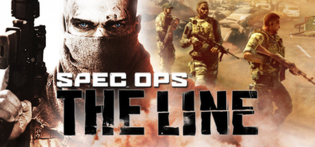 Spec Ops: The Line Banner