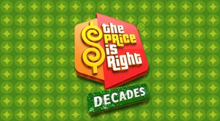 The Price Is Right: Decades Trophy List Banner