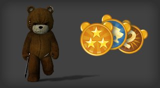 Naughty Bear Trophy List Banner