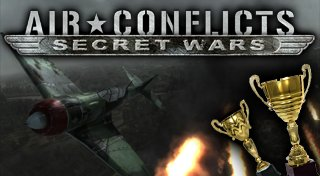 Air Conflicts: Secret Wars Trophy List Banner