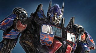 Transformers: Dark of the Moon Trophy List Banner