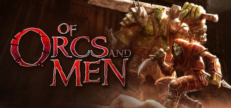 Of Orcs and Men Banner