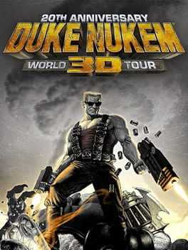 Duke Nukem 3D: 20th Anniversary World Tour Box Art