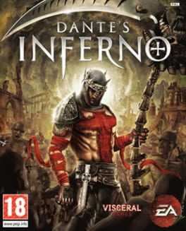 Dantes Inferno Box Art