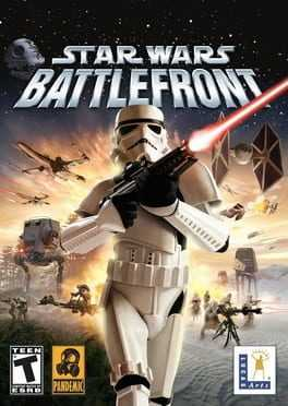 Star Wars: Battlefront Box Art