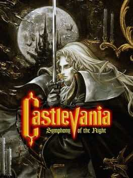 Castlevania: Symphony of the Night Box Art