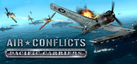 Air Conflicts: Pacific Carriers Banner
