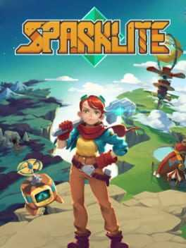 Sparklite Box Art