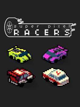 Super Pixel Racers Box Art