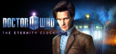 Doctor Who: The Eternity Clock Banner