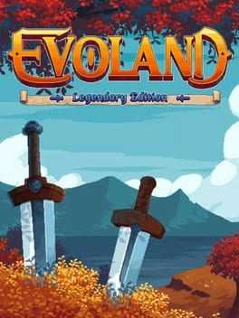 Evoland Legendary Edition Box Art