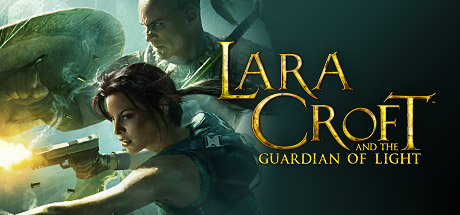 Lara Croft and the Guardian of Light Banner
