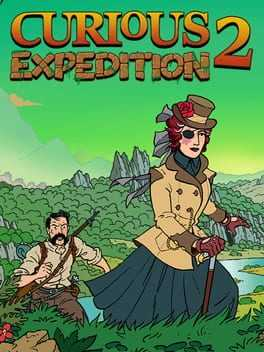 Curious Expedition 2 Box Art