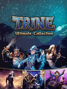 Trine: Ultimate Collection Box Art