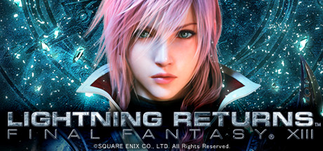 Lightning Returns: Final Fantasy XIII Banner