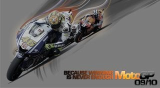 MotoGP 09/10 Trophy List Banner