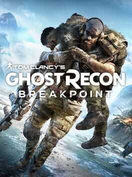 Tom Clancys Ghost Recon: Breakpoint Box Art