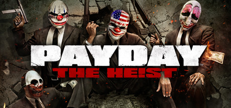 Payday: The Heist Banner