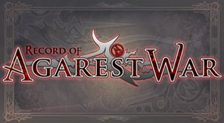 Record of Agarest War Trophy List Banner