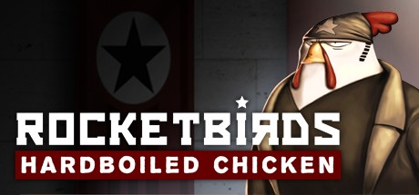 Rocketbirds: Hardboiled Chicken Banner