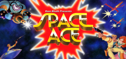 Space Ace Banner