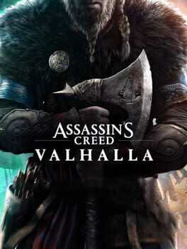 Assassins Creed Valhalla Box Art