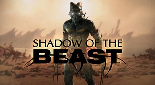 Shadow of the Beast Trophy List Banner