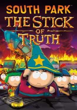 South Park: The Stick of Truth Box Art